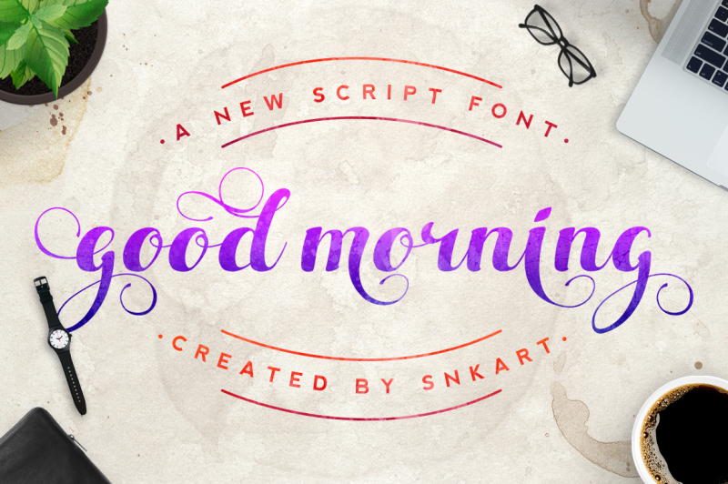 good-morning-script