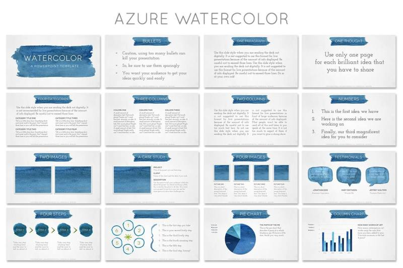 watercolor-powerpoint-template