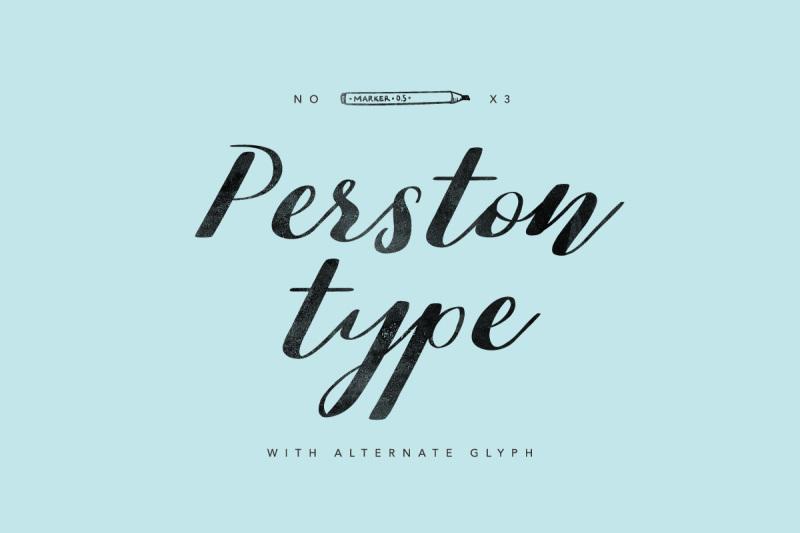 perston-type