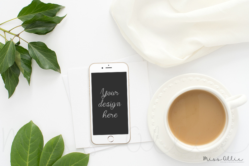Free Mobile styled stock (PSD Mockups)