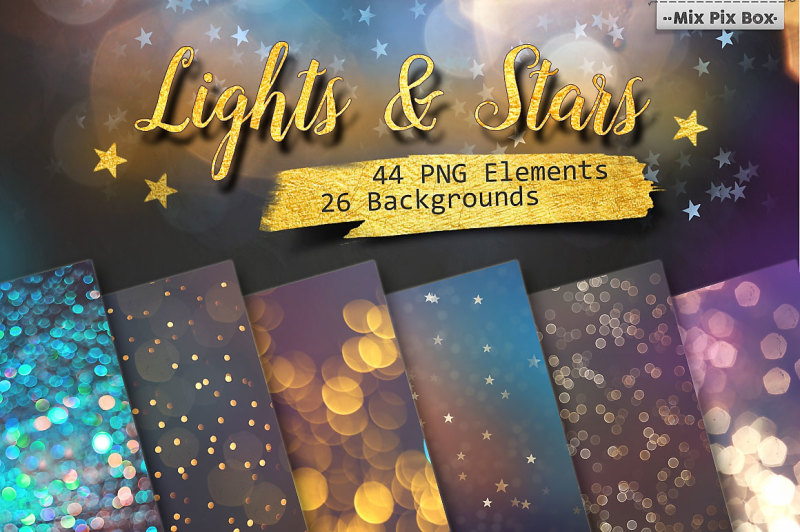 lights-and-stars-clipart-backgrounds