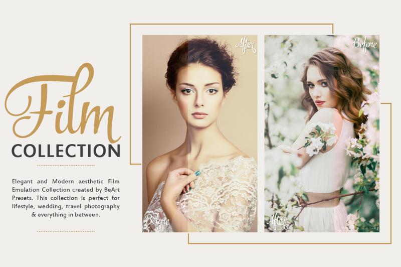 film-wedding-lightroom-presets-collection