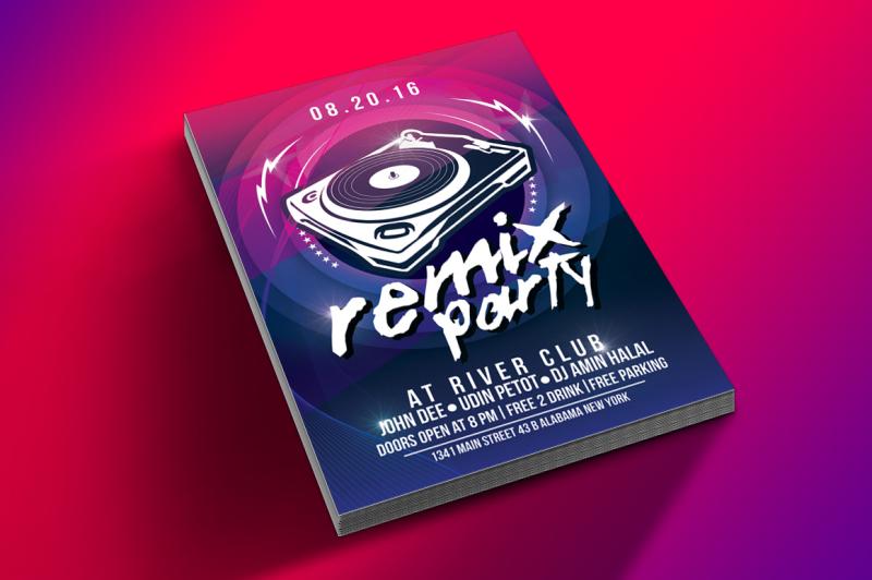 remix-music-party