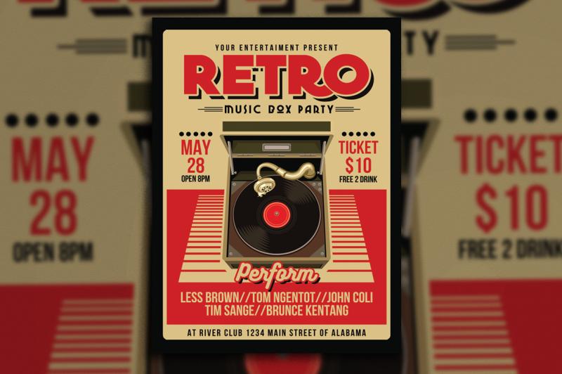 retro-music-box-party