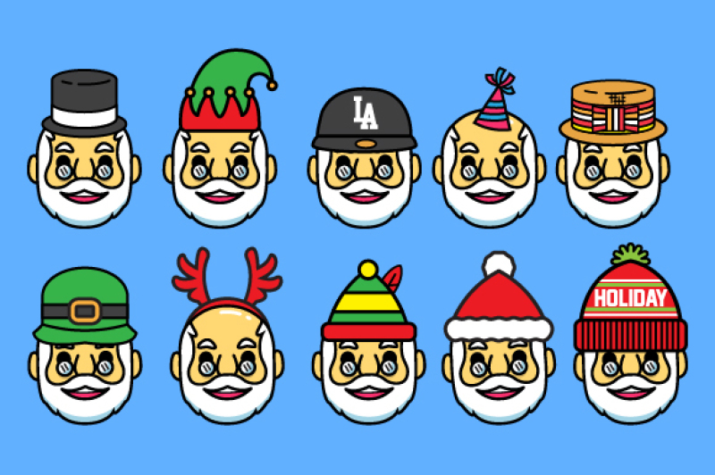 holiday-avatars