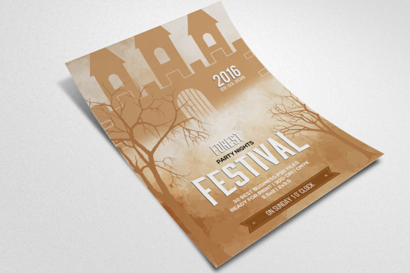 culture-fastival-flyer
