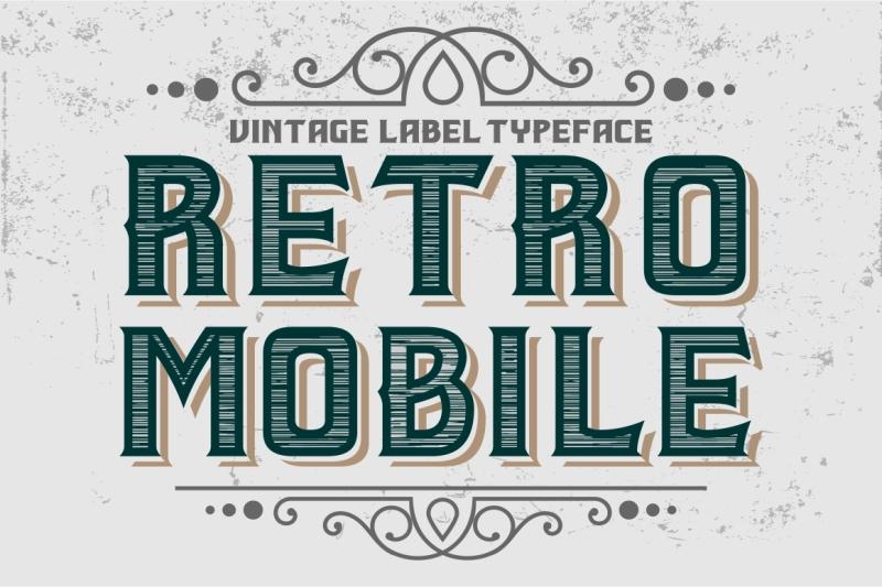 vintage-label-letters-retro-mobile