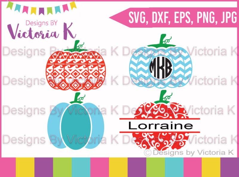 4-pattern-pumpkins-aztec-chevron-swirl-monogram-personalize-svg-cut-file