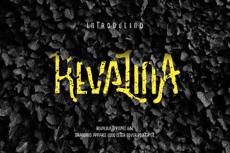 revalina-typeface