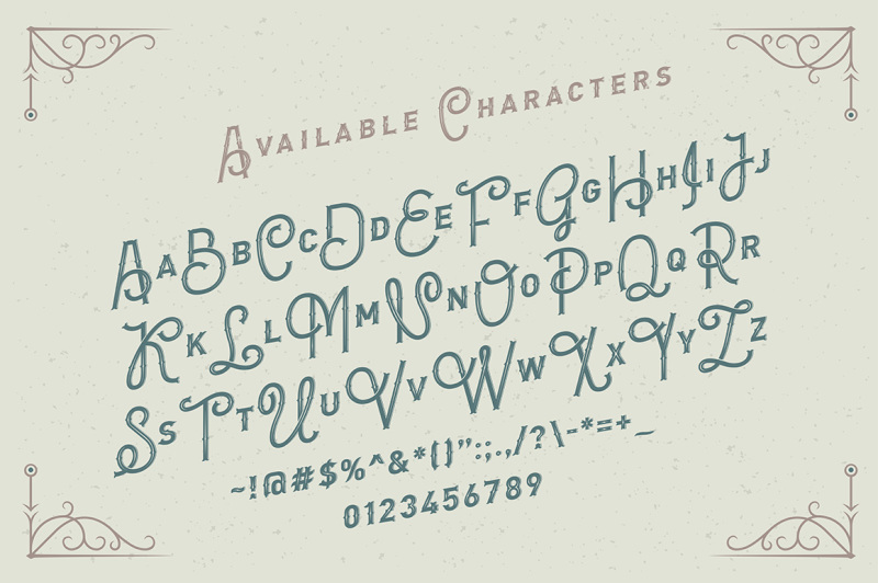 letterhead-typeface-with-ornate