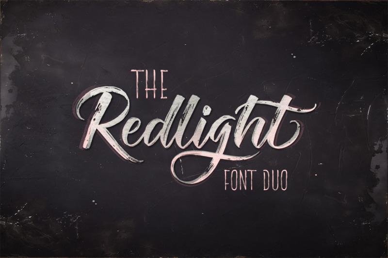 the-redlight-font-duo-off-75-percent