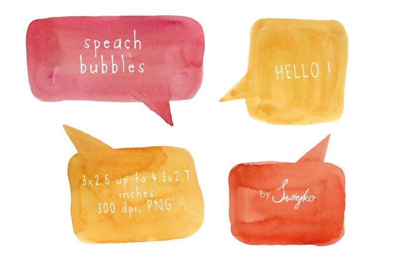 watercolor-clip-art-watercolor-speech-bubble-speach-clip-art
