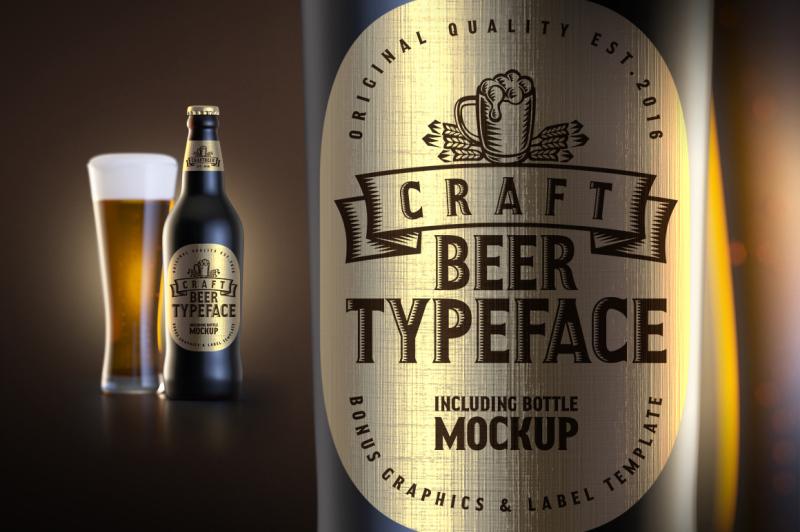 craft-beer-typeface