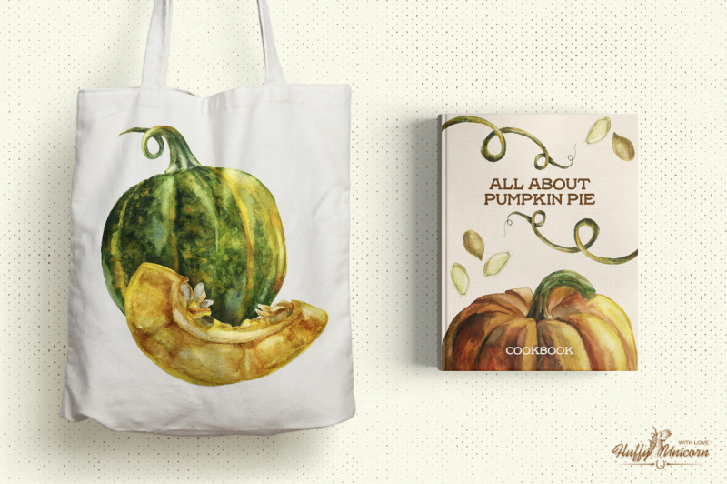 autumn-pumpkins-watercolor-bundle