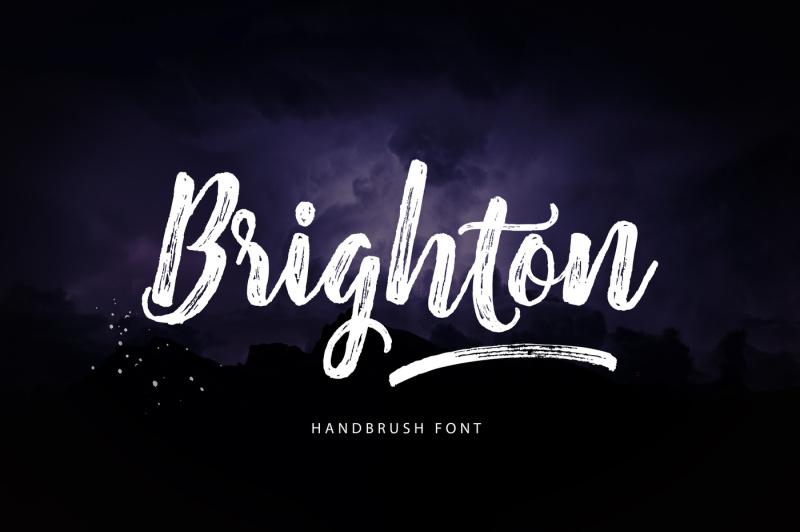 brighton-script