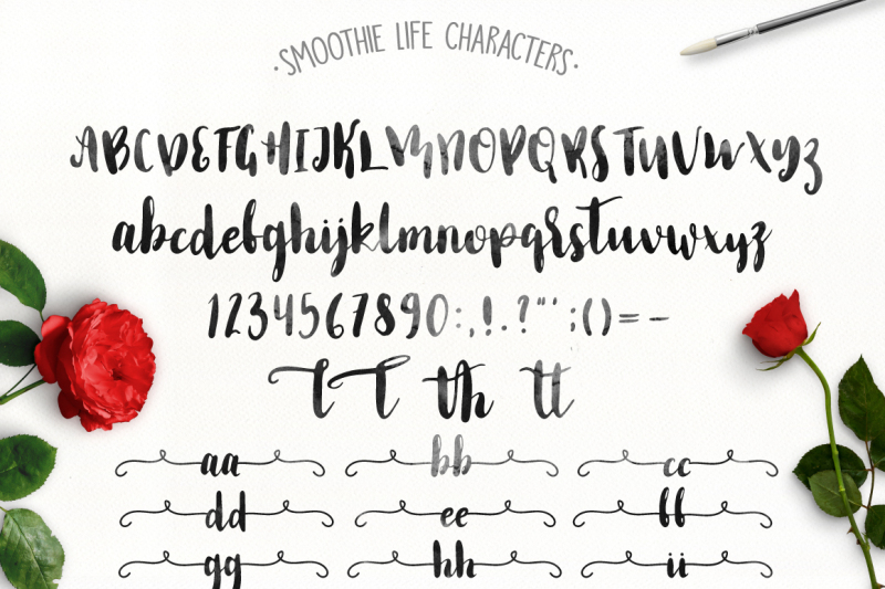 smoothie-life-font-duo