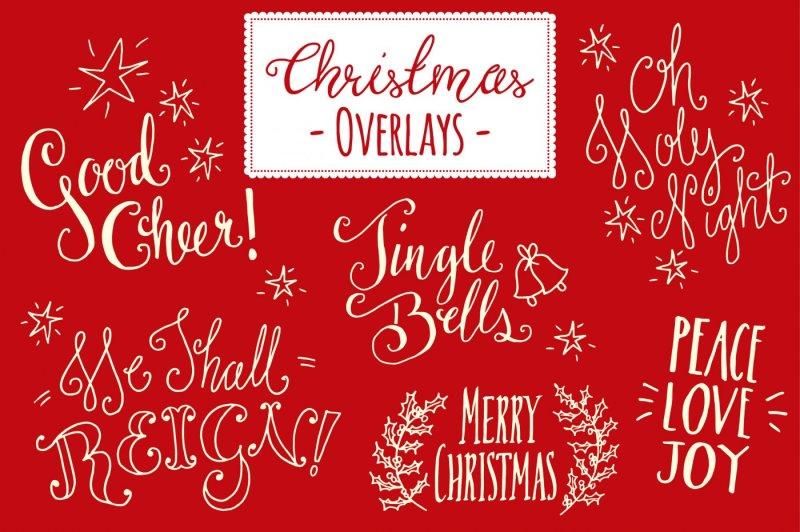 christmas-overlays-set-5-vector