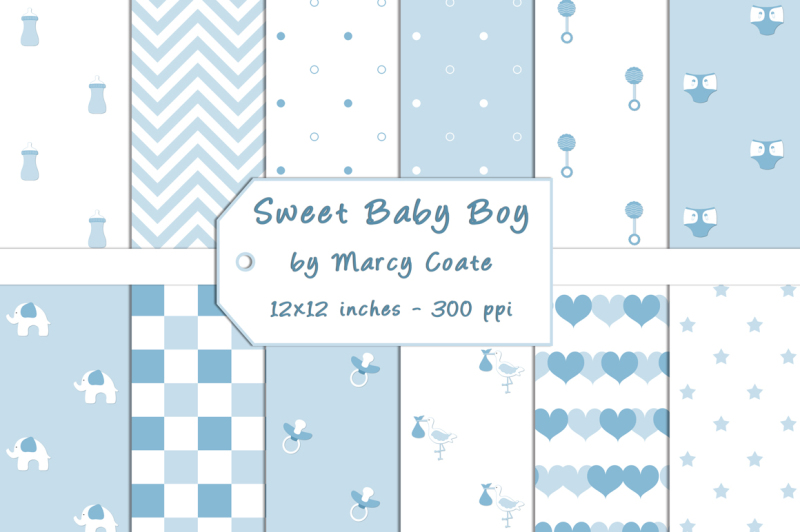 baby-boy-digital-papers-backgrounds