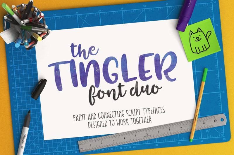 tingler-print-and-tingler-script-duo