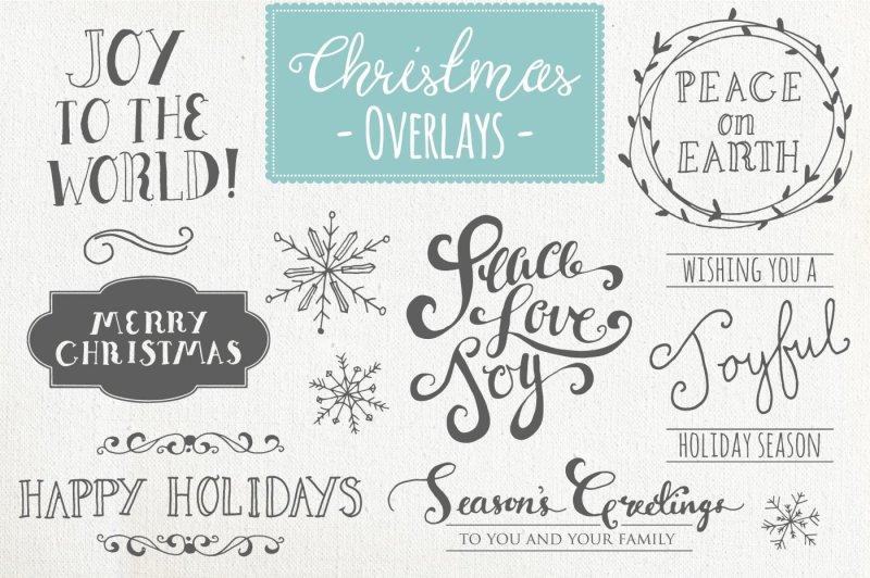 christmas-overlays-set-1-vector