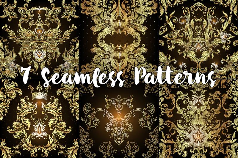 14-golden-baroque-patterns-and-frames