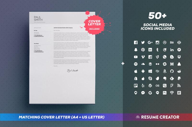 simple-resume-cv-volume-6-indesign-word-template