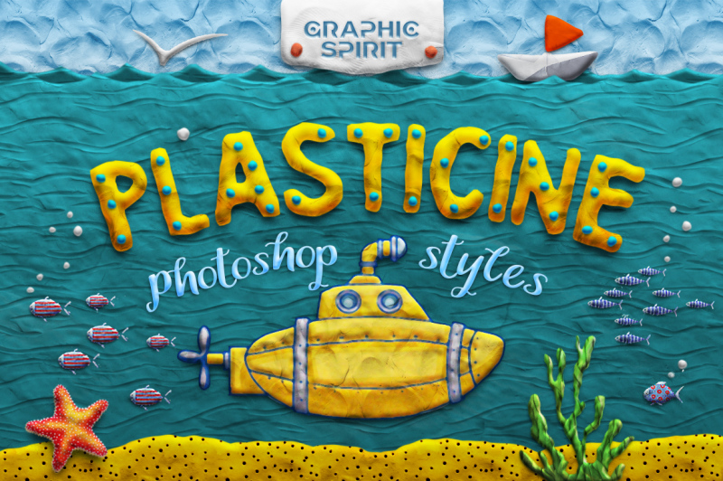 plasticine-photoshop-toolkit