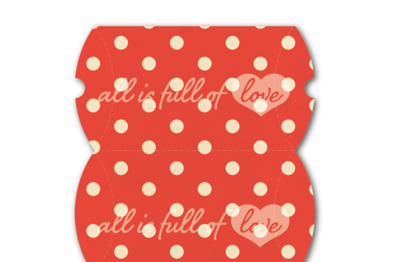 tangerine-pillow-box-printable-template