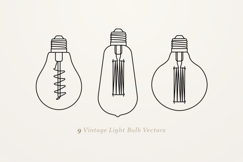9-vintage-light-bulb-vectors