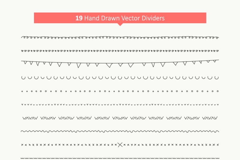19-hand-drawn-vector-dividers