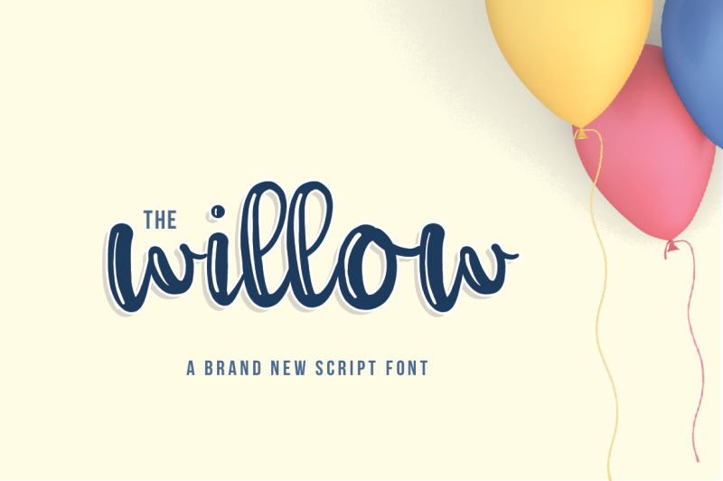the-willow-script