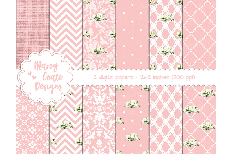 shabby-pink-backgrounds