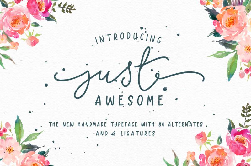 just-awesome-typeface-bonus