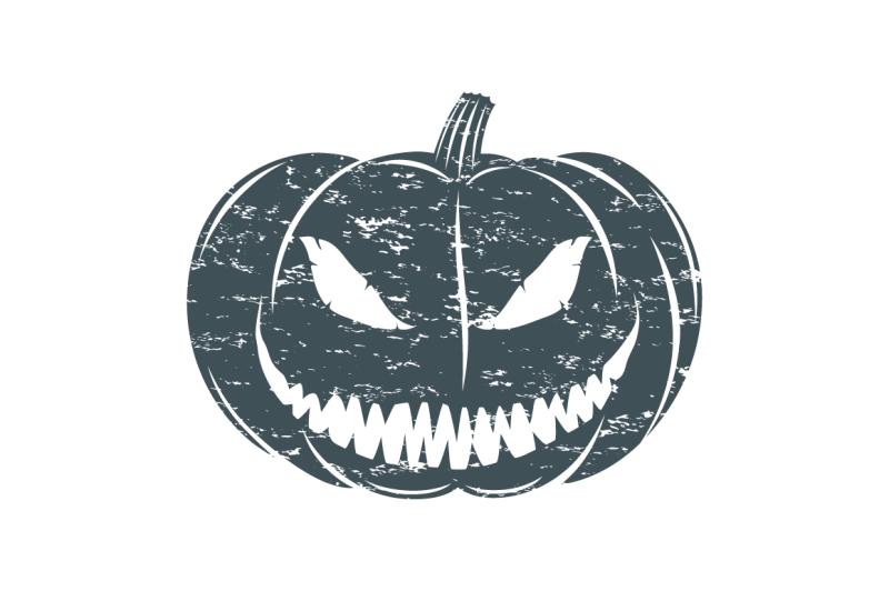 grunge-halloween-pumpkin