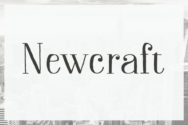 newcraft-serif