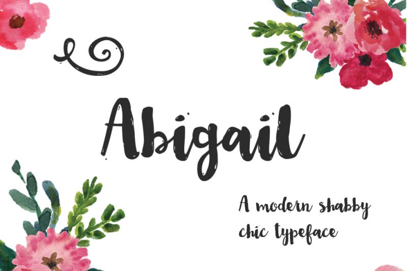 abigail-brush-script