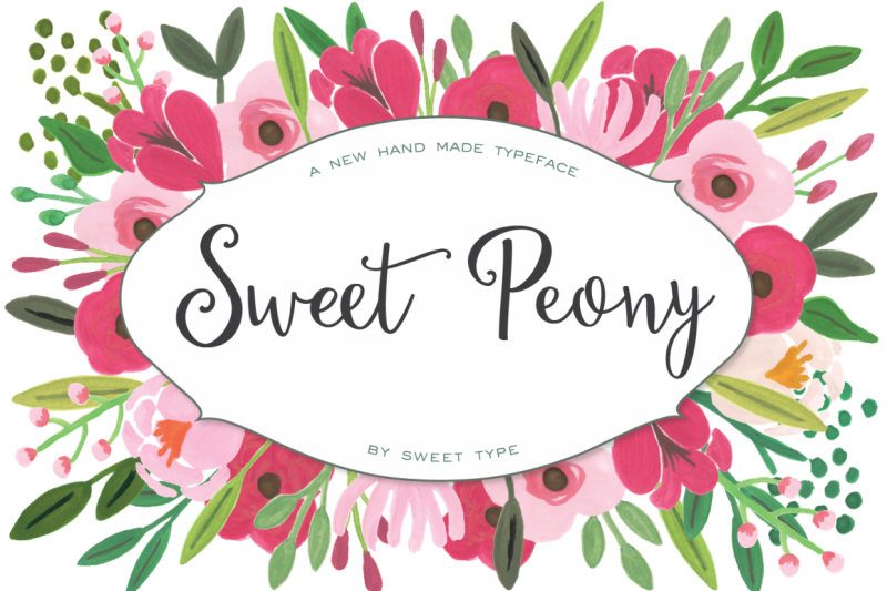 sweet-peony-handmade-script
