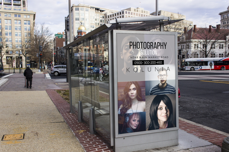 bus-stop-fashion-ad-template