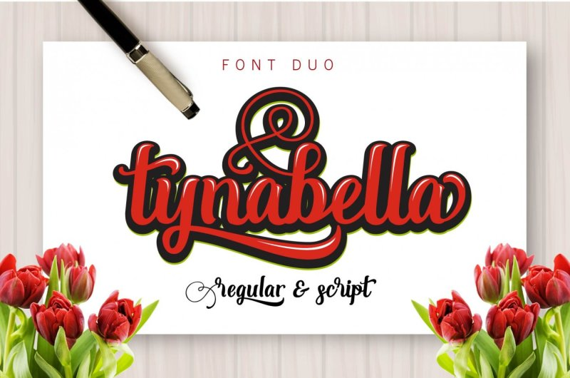 tynabella-font-duo