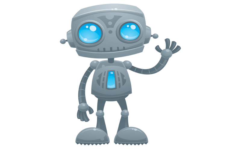 waving-robot