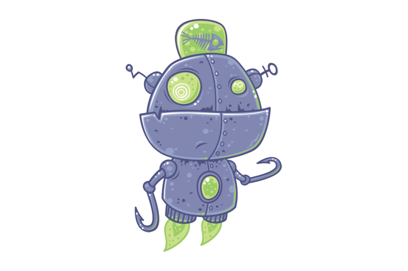 fishing-robot