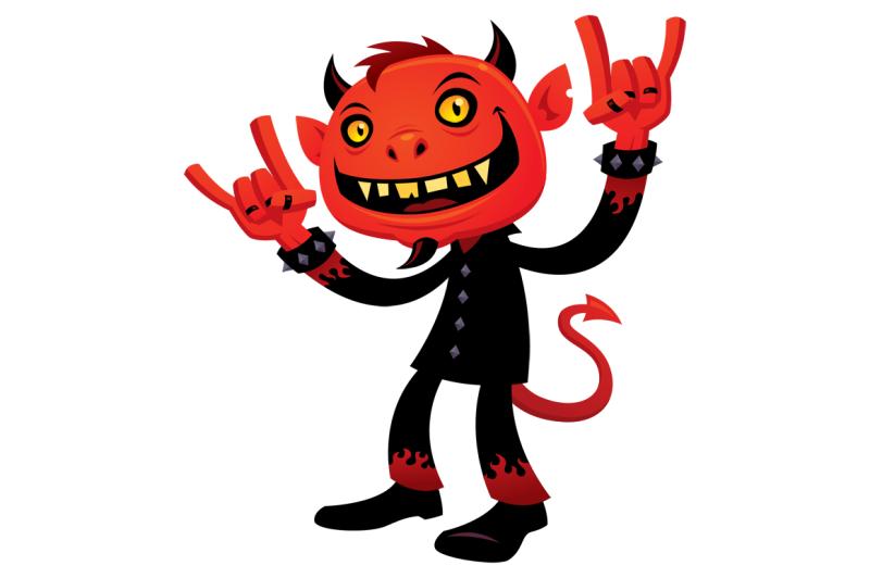 heavy-metal-devil