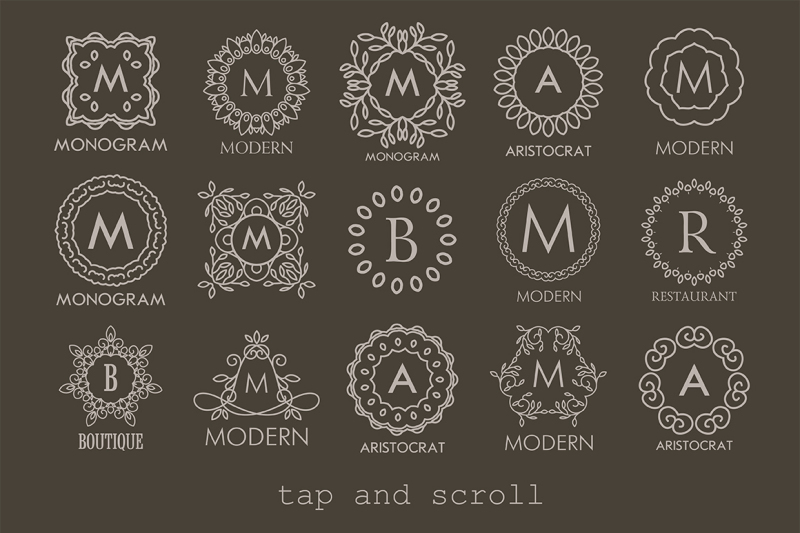 set-of-design-elements