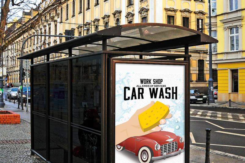 car-wash-outdoor-bus-stop-ad