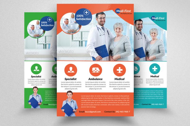 a4-medical-doctor-flyer