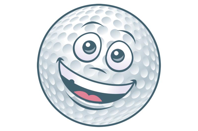 cartoon-golf-ball-character
