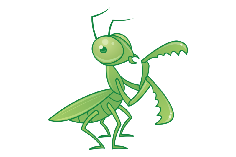 praying-mantis-cartoon-character
