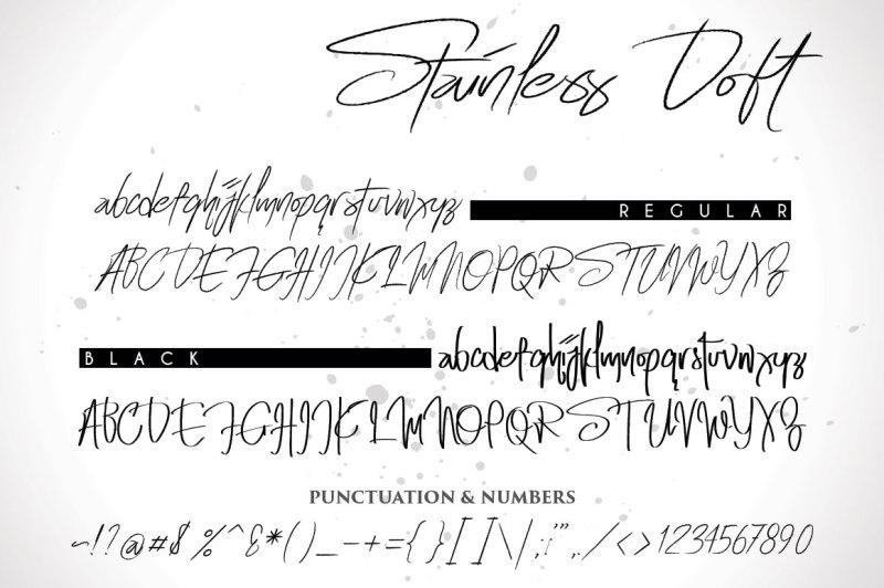stainless-doft