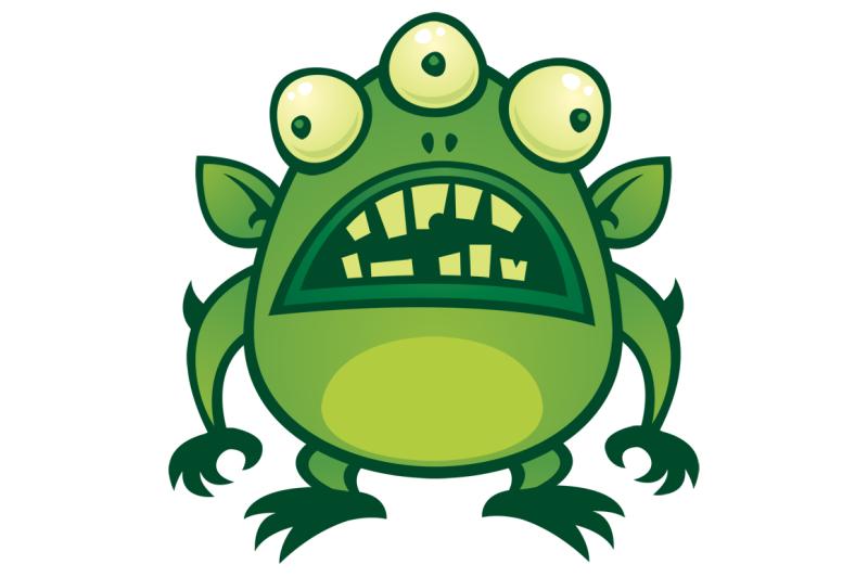 ugly-alien-monster