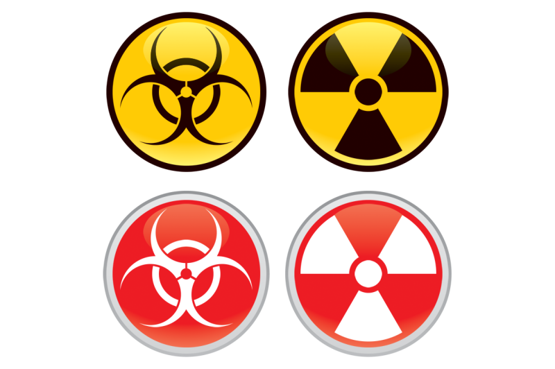 biohazard-and-radioactive-signs